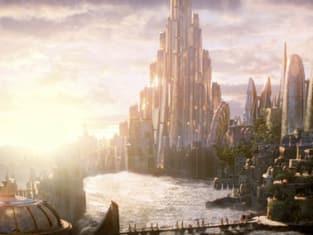 Thor: The Dark World Asgard