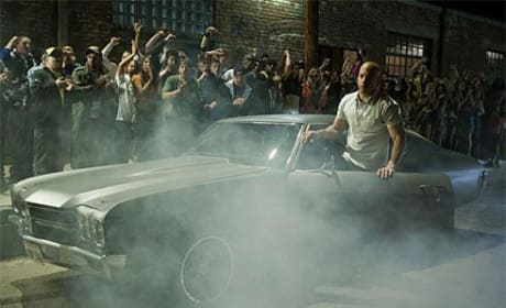 First Photo from Fast and Furious