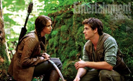 Katniss and Gale - Best Friends