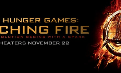 Catching Fire Facebook Cover