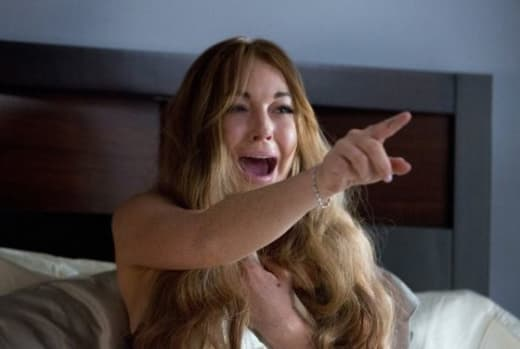 Lindsay Lohan Scary Movie 5