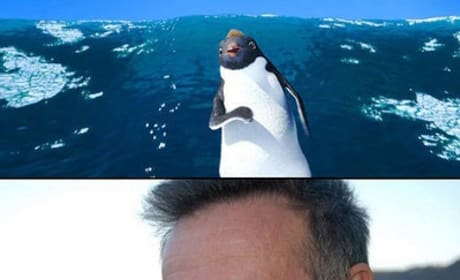 Robin Williams in Happy Feet 2