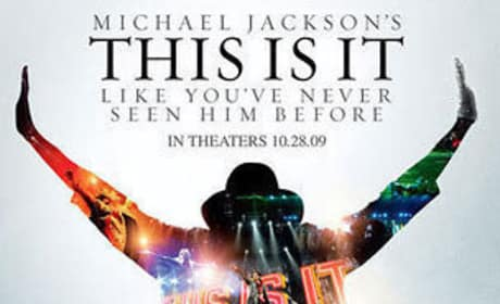The Official Movie Poster for This Is It