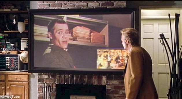Back to the Future 2 Video Conferencing