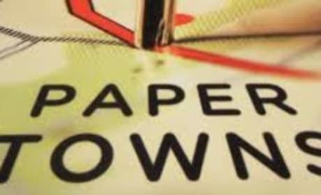 Paper Towns Banner