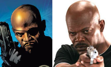 Samuel L. Jackson: Out as Nick Fury?
