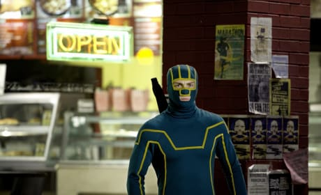Aaron Taylor Johnson Kick-Ass 2