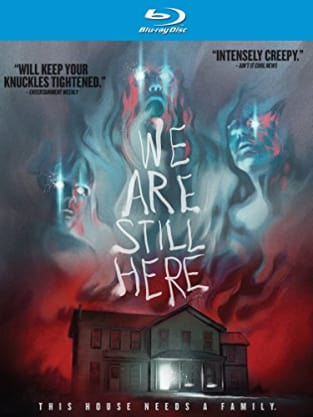 We Are Still Here Blu-Ray