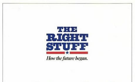 The Right Stuff Poster
