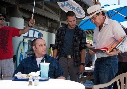 Oliver Stone Directs John Travolta in Savages