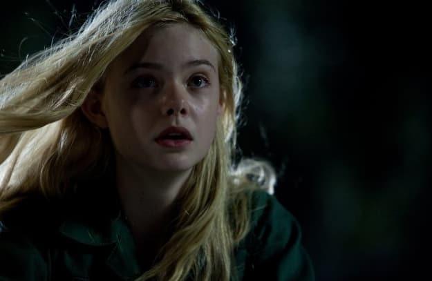 Elle Fanning as Alice in Super 8