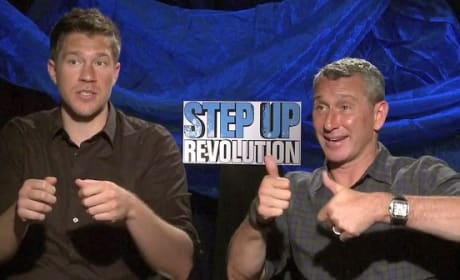 Scott Speer and Adam Shankman Picture