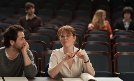The English Teacher is Julianne Moore