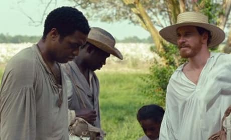 12 Years a Slave Michael Fassbender