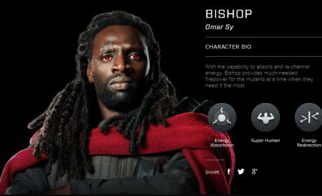 X-Men Days of Future Past Bishop Bio Banner