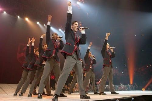 Glee: The 3D Concert Movie Darren Criss