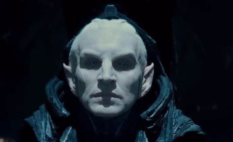 "Thor The Dark World: Christopher Eccleston on Malekith & ""Vengeance"""