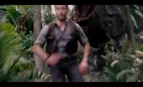 Jurassic World Extended TV Trailer