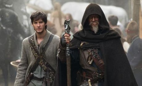 "Seventh Son: Jeff Bridges Says Filming Was a ""Wild Time"""