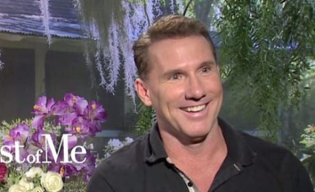 Nicholas Sparks Interview Photo