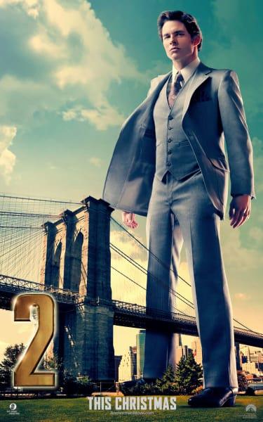 Anchorman 2 James Marsden Poster