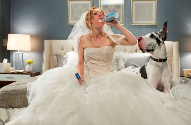 The Other Woman Leslie Mann