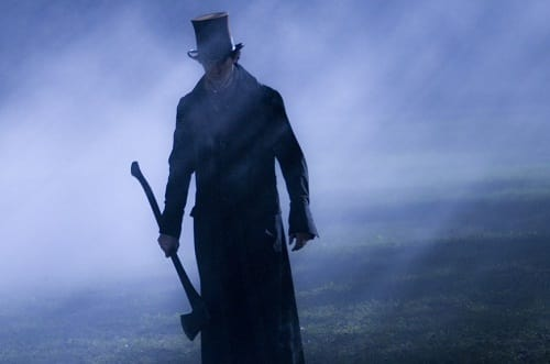 Abraham Lincoln Vampire Hunter Movie Poster