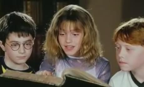 New Deathly Hallows Featurette Includes Ron, Harry, Hermione Screen Test