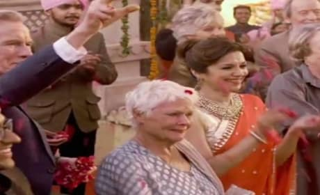 The Second Best Exotic Marigold Hotel Trailer: They're Back!