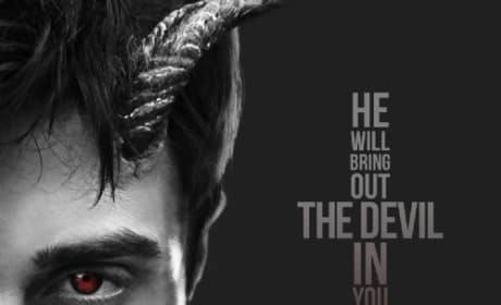 Horns Character Posters: Daniel Radcliffe Brings Out the Devil In Us