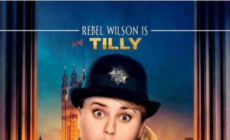Night at the Museum: Secret of the Tomb Rebel Wilson Poster