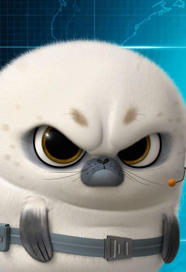 Penguins of Madagascar Ken Jeong Character