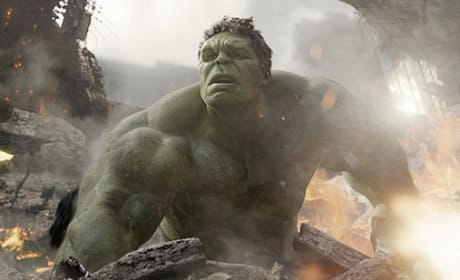 The Avengers Photo: A Hulk Rises