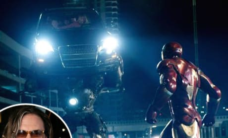 Iron Man 2 Casting Rumors: Mickey Rourke and Sam Rockwell as Villains