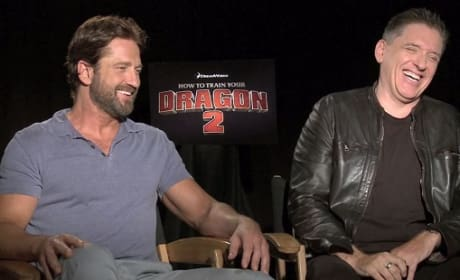 How to Train Your Dragon 2 Exclusive: Craig Ferguson & Gerard Butler Interview