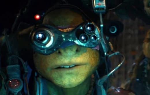 Teenage Mutant Ninja Turtles Raphael Still