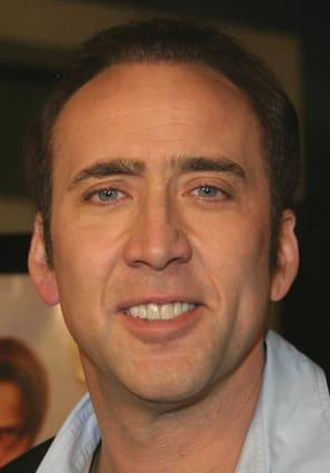 Nicolas Cage Photograph