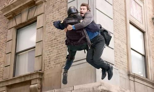 Sam Worthington in Man on the Ledge