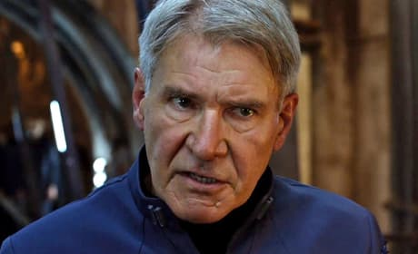 Ender's Game Stars Harrison Ford