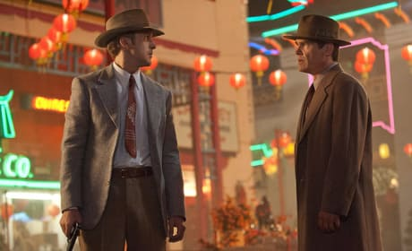 Ryan Gosling Josh Brolin Gangster Squad