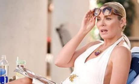 Kim Cattrall Speaks on Sex and the City Movie Rumors