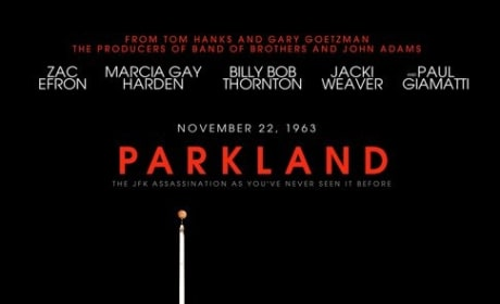 Parkland: JFK Assassination Drama Poster & Stills Revealed