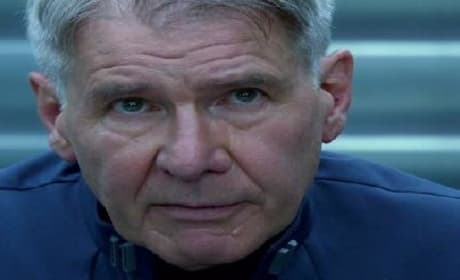 Ender's Game Clip: Harrison Ford Promotes Asa Butterfield