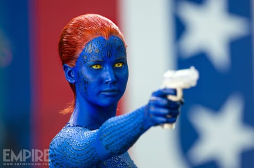 Jennifer Lawrence Mystique X-Men: Days of Future Past