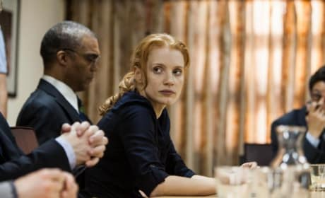 Zero Dark Thirty: Jessica Chastain Stars in New Stills