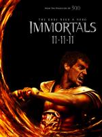 Immortals Character Poster - Theseus