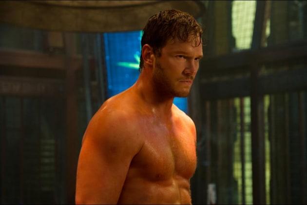 Chris Pratt Guardians of the Galaxy Photo