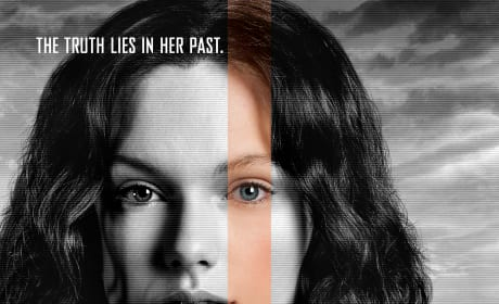 The Giver Taylor Swift Character Poster
