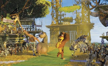 In the DreamWorks: Madagascar 3, Kung Fu Panda Sequel
