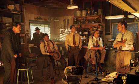 Gangster Squad Gets a New Trailer: Los Angeles is my Destiny